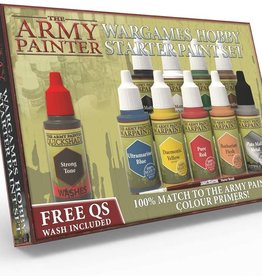 The Army Painter The Army Painter Wargames Hobby Starter Paint Set