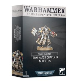 Games-Workshop Space Marines Terminator Chaplain Tarentus