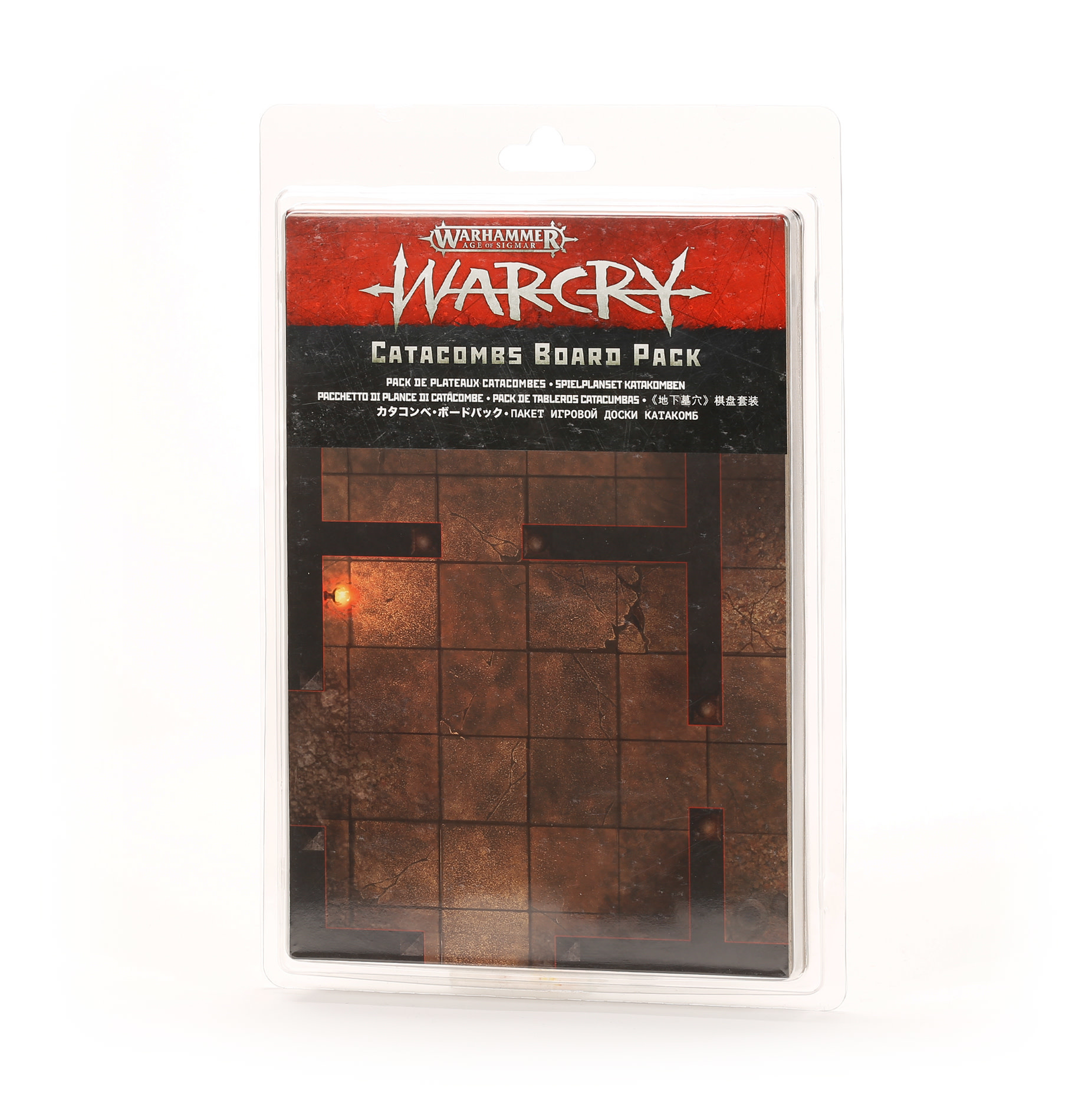 Games-Workshop Warcry Catacombs Board Pack