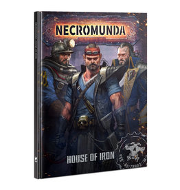 Games-Workshop Necromunda:  House of Iron