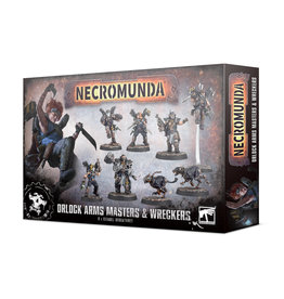 Games-Workshop Orlock Arms Masters and Wreckers