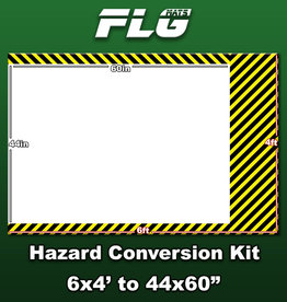 Frontline-Gaming FLG Mats: Hazard Conversion Kit