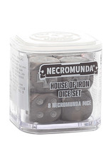 Games-Workshop House of Iron Dice Set