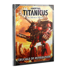 Games-Workshop Adeptus Titanicus: Crucible of Retribution