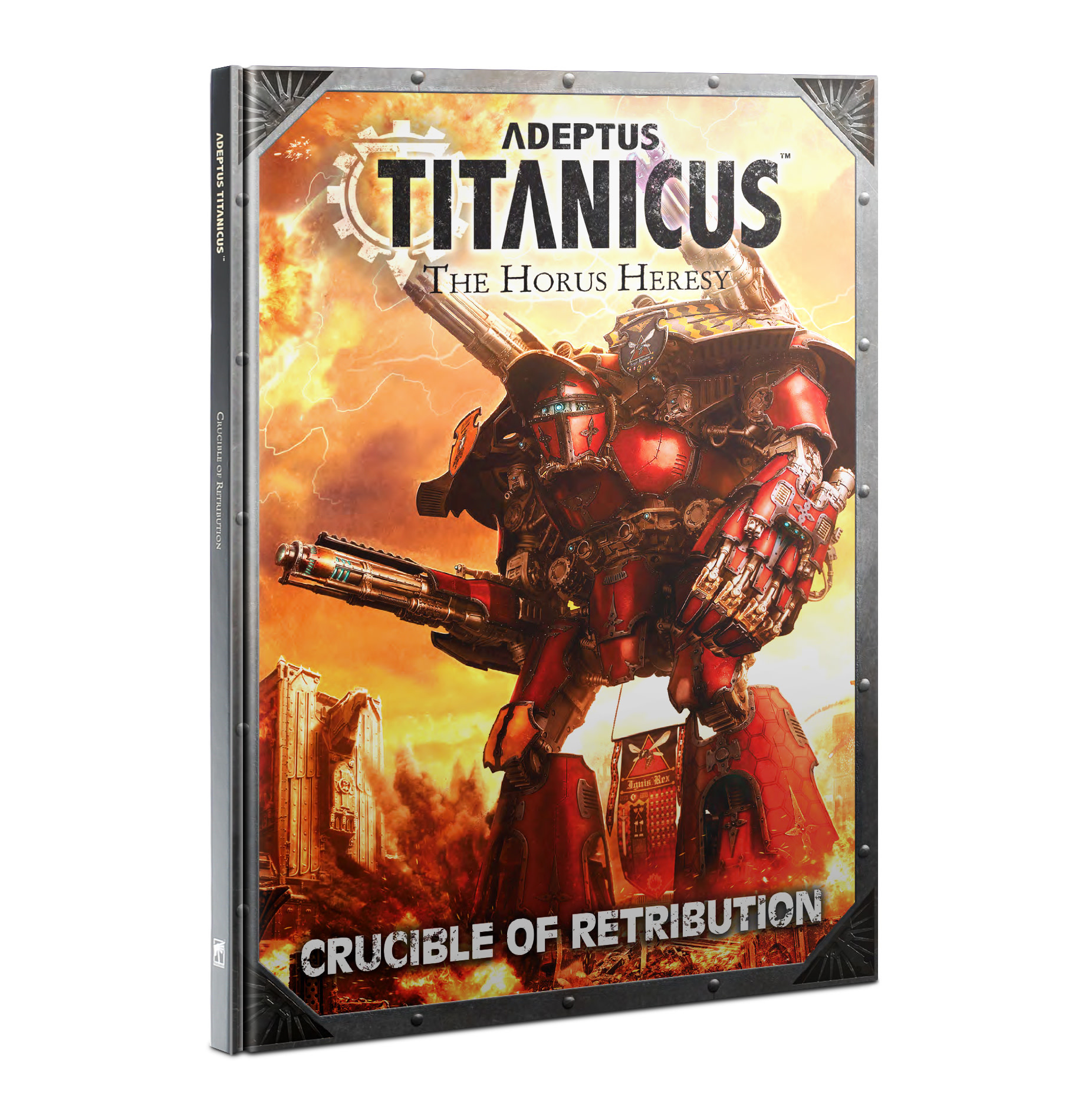 Games-Workshop Adeptus Titanicus: Crucible of Retribution