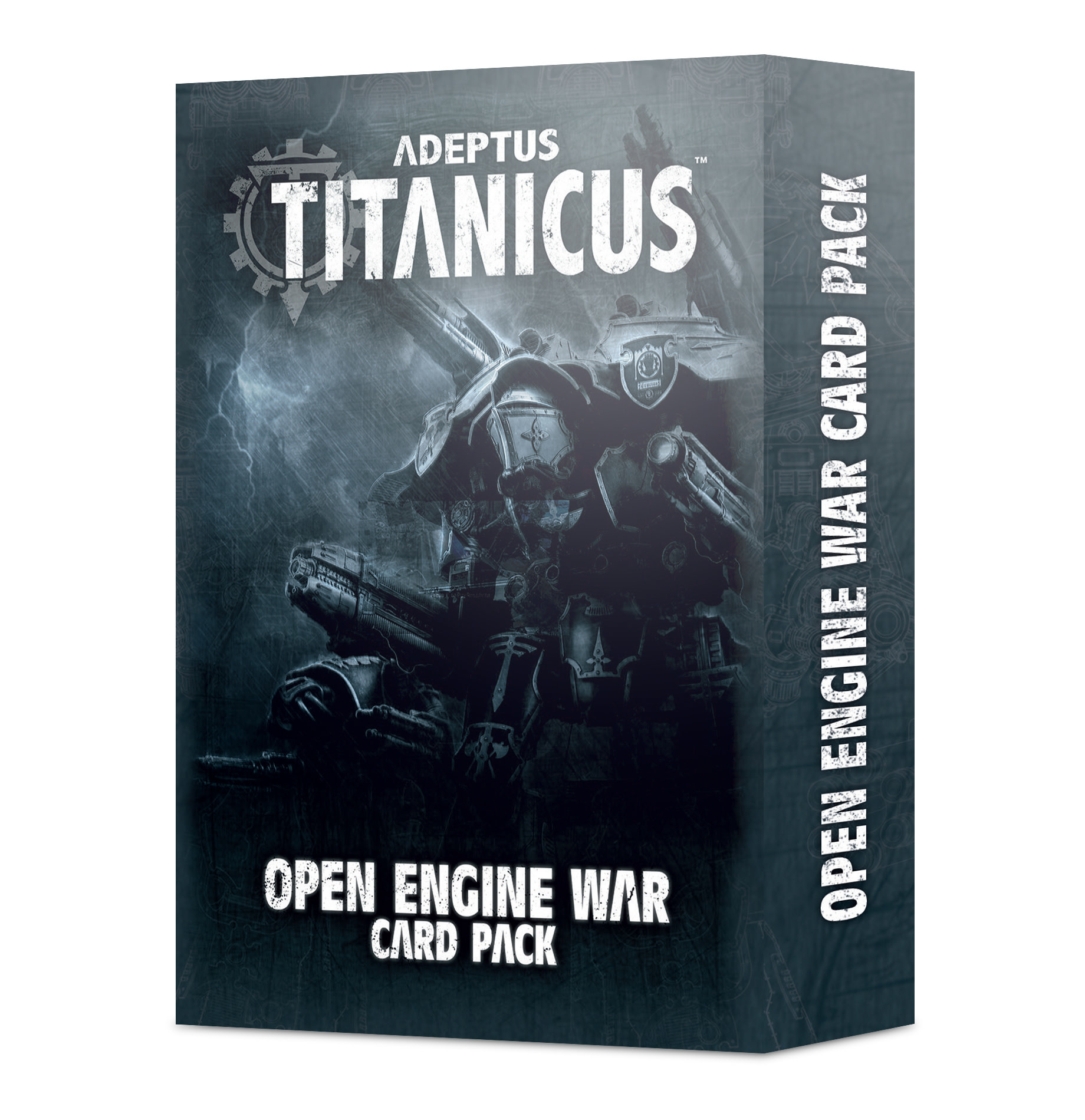 Games-Workshop Adeptus Titanicus: Open Engine War Card Pack