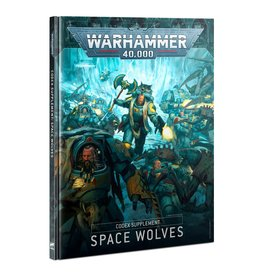 Games-Workshop Codex: Space Wolves