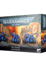 Games-Workshop Space Marines Outriders