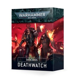 Games-Workshop Datacards: Deathwatch