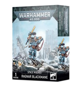 Games-Workshop Space Wolves Ragnar Blackmane