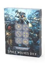 Games-Workshop Space Wolves Dice Set