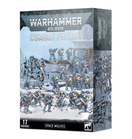Games-Workshop Combat Patrol: Space Wolves
