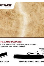 Frontline-Gaming FLG Mats: Badlands 1 4x4'