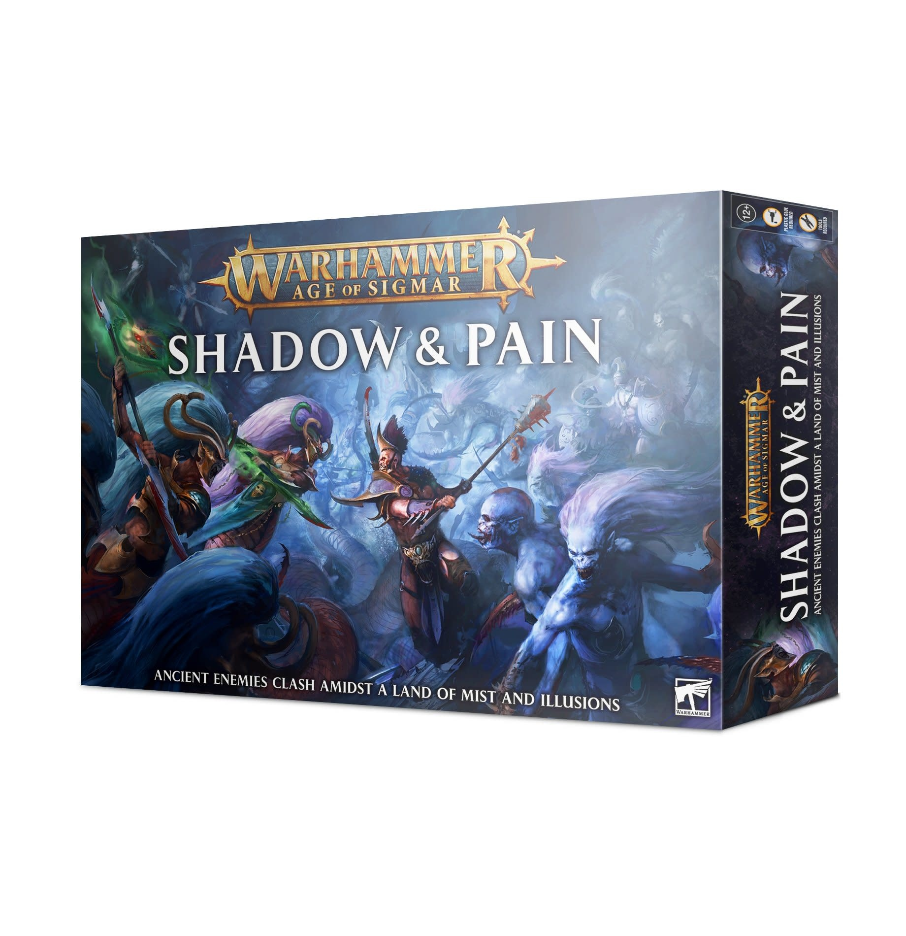 Games-Workshop Warhammer Age of Sigmar: Shadow and Pain