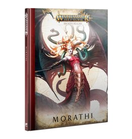 Games-Workshop Broken Realms: Morathi