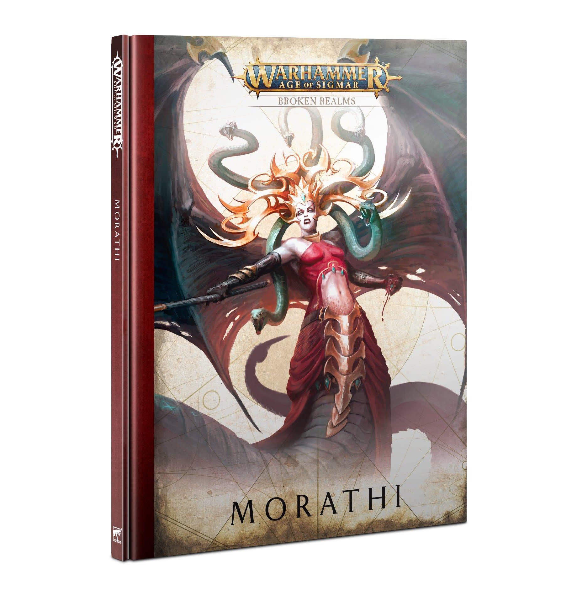 Games-Workshop Broken Realms: Morathi