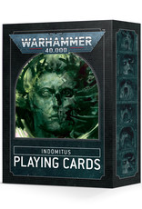 Games-Workshop Indomitus Playing Cards
