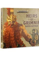 Games-Workshop Heirs of Grimnir, Audiobook