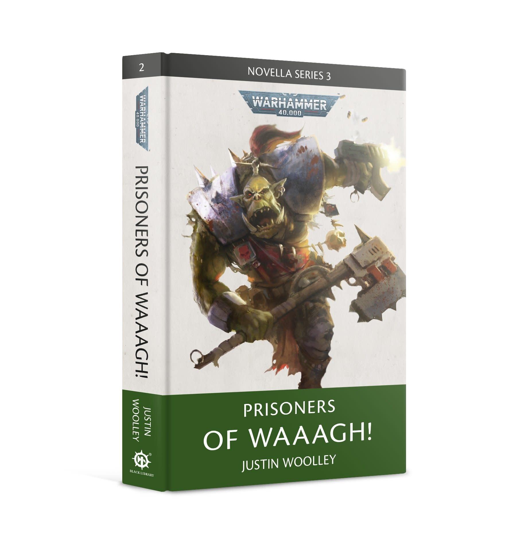 Games-Workshop Prisoners of Waaagh!