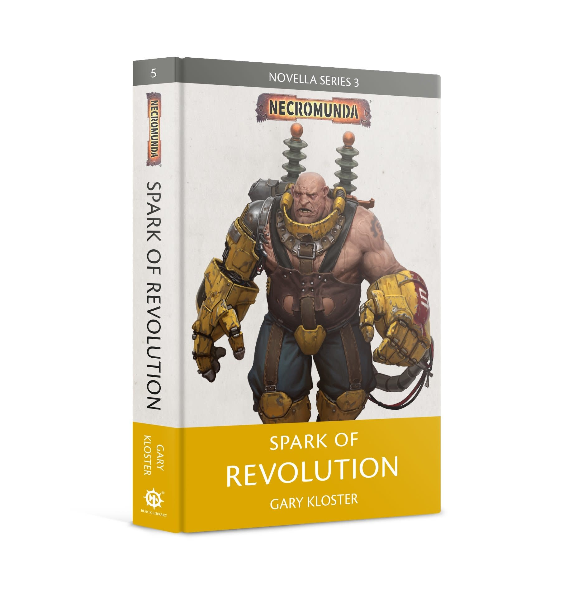 Games-Workshop Spark of the Revolution