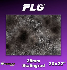 "Frontline-Gaming FLG Mats: 28mm Stalingrad 30"" x 22"""