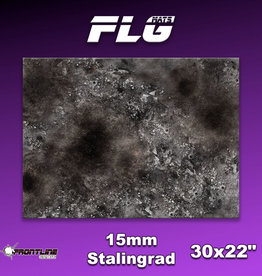 "Frontline-Gaming FLG Mats: 15mm Stalingrad 30"" x 22"""