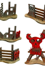 Frontline-Gaming ITC Terrain Series: Orc Great Hall Bundle