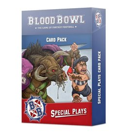 Games-Workshop Blood Bowl Special Play Cards