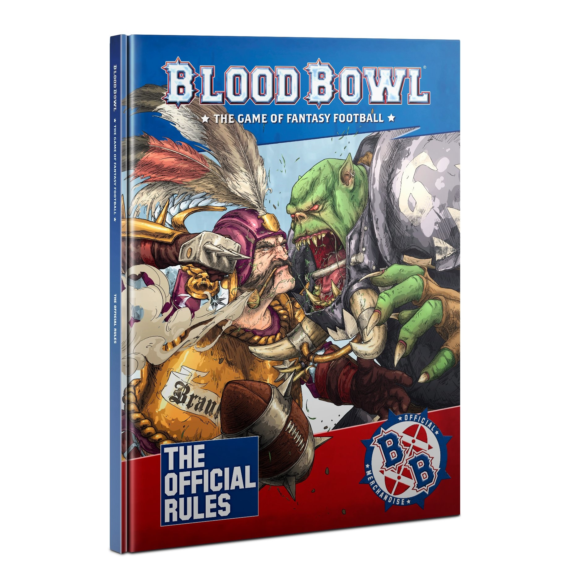 Games-Workshop Blood Bowl – The Official Rules