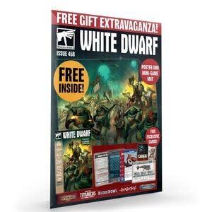 Games-Workshop White Dwarf #458