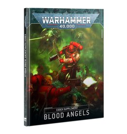 Games-Workshop Codex Supplement: Blood Angels