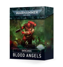Games-Workshop Blood Angels Datacards