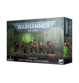Games-Workshop Blood Angels Death Co. Intercessors