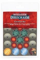 Games-Workshop Warhammer Underworlds: Direchasm Counter Set