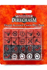 Games-Workshop Grand Alliance Chaos Dice Pack