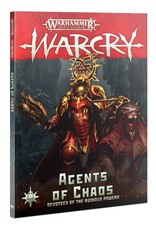 Games-Workshop Warcry: Agents of Chaos