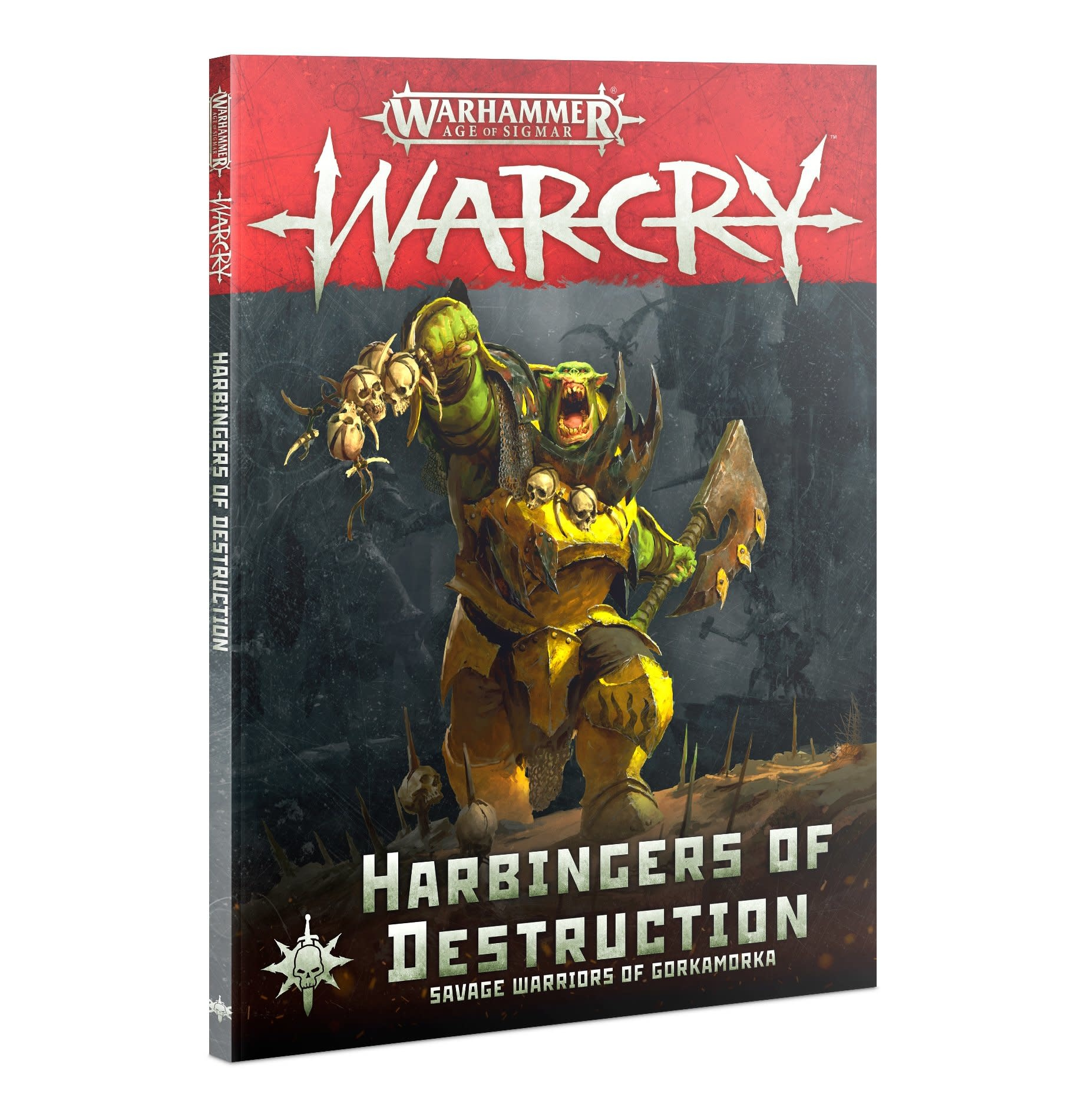 Games-Workshop Warcry: Harbingers of Destruction