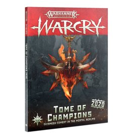 Games-Workshop Warcry: Tome of Champions 2020