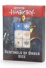 Games-Workshop Warcry: Sentinels of Order Dice