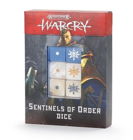 Games-Workshop Warcry: Sentinels of Order Dice