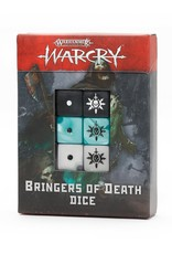 Games-Workshop Warcry: Bringers of Death Dice