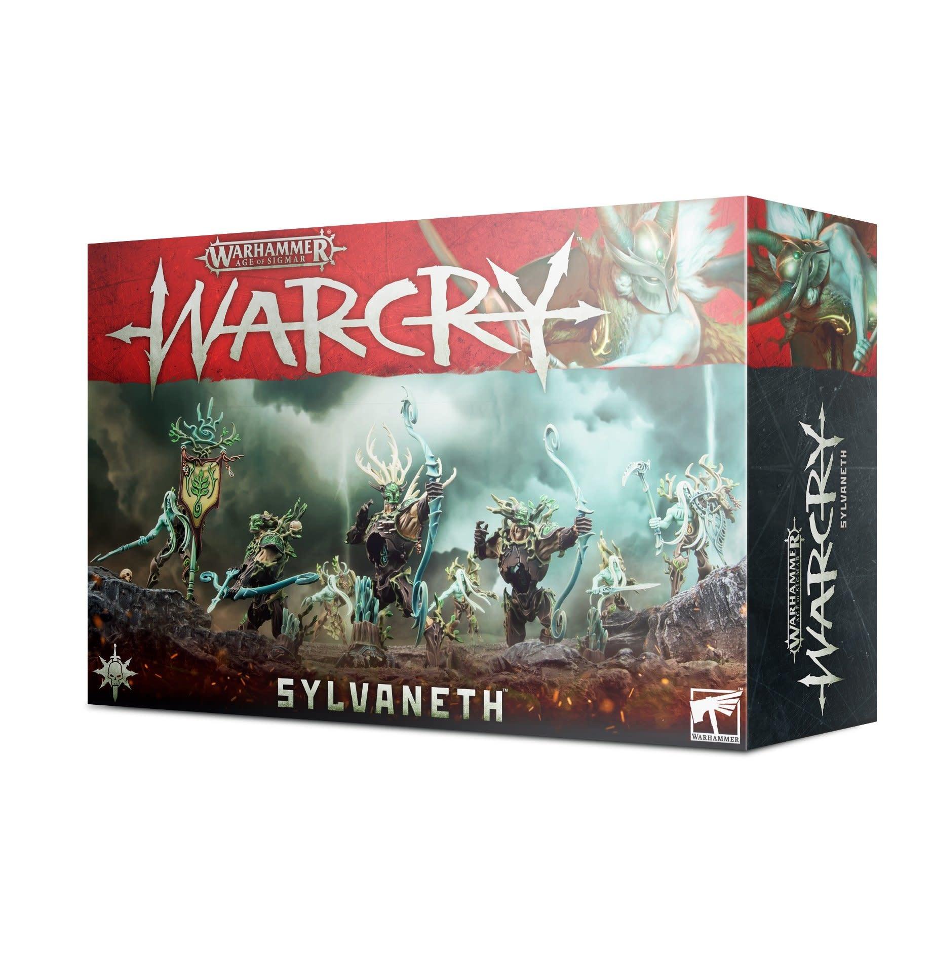 Games-Workshop Warcry: Sylvaneth
