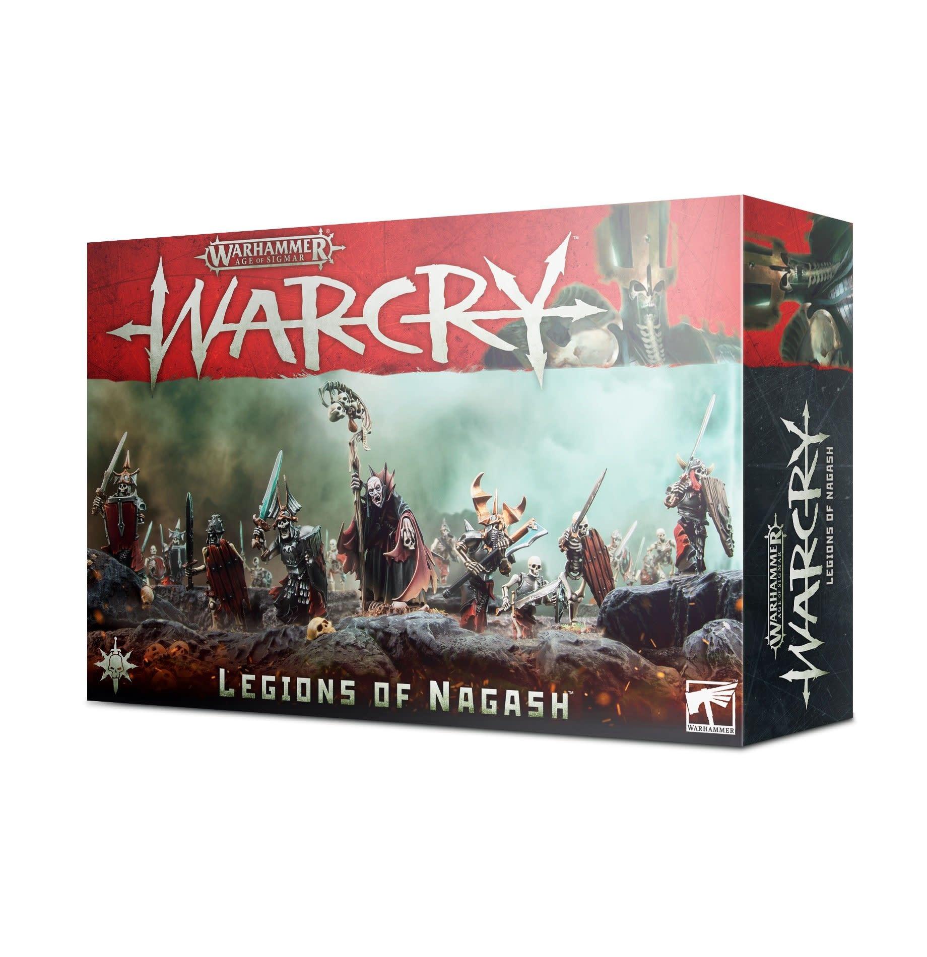 Games-Workshop Warcry: Legions of Nagash