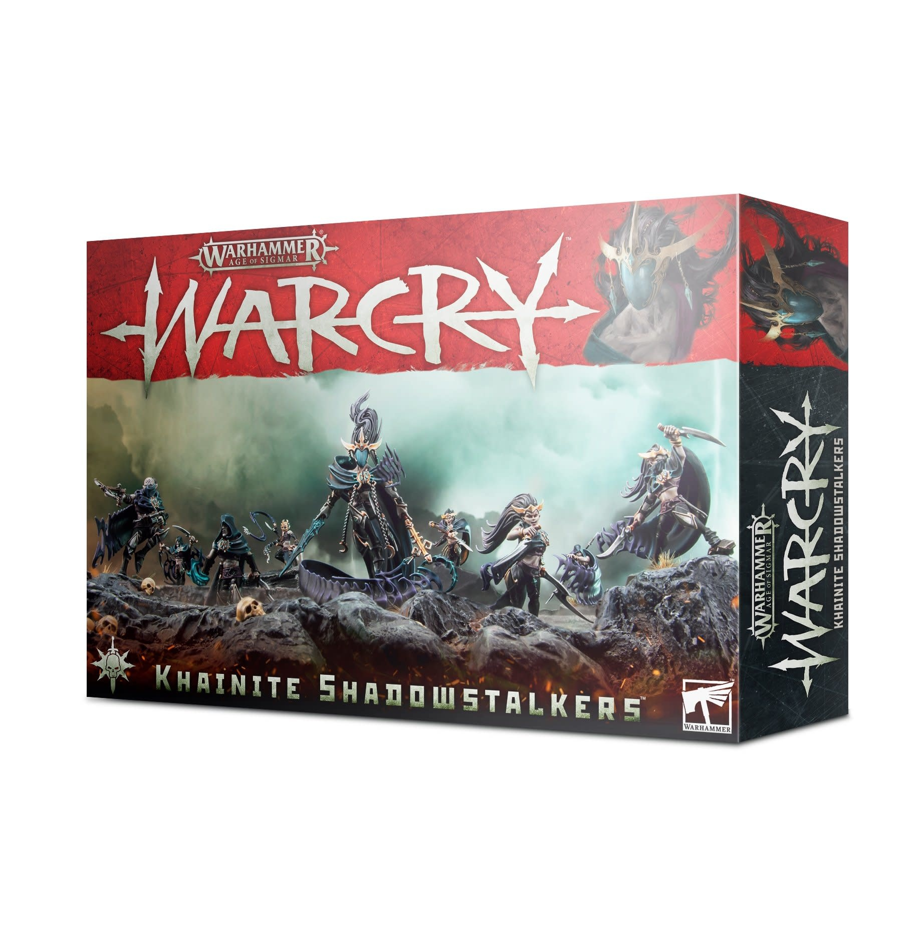 Games-Workshop Warcry: Khainite Shadowstalkers