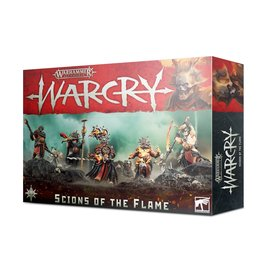 Games-Workshop Warcry: Scions of the Flame