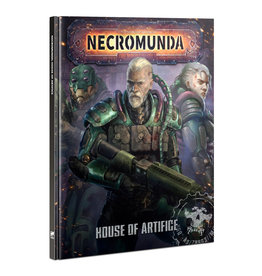 Games-Workshop Necromunda: House of Artifice