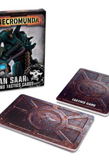 Games-Workshop House of Artifice Gang Tactics Cards