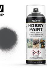 Vallejo Primer: Hobby Paint- AFV Color- Aerosol- Panzer Grey, 400 ml.
