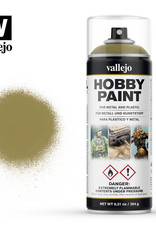 Vallejo Primer: Hobby Paint- AFV Color- Aerosol- Panzer Yellow, 400 ml.