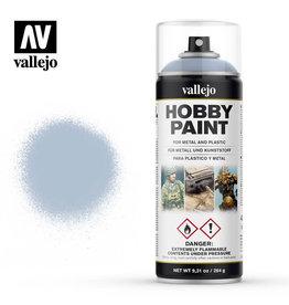 Vallejo Primer: Hobby Paint- Fantasy Color- Aerosol- Wolf Grey, 400 ml.